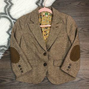 Anthro - Ettwa Blazer Size 2